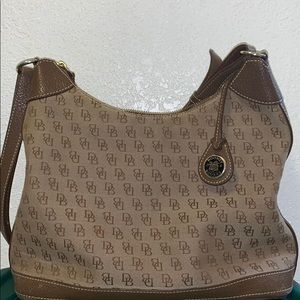 Dooney & Bourke Hobo Style Purse